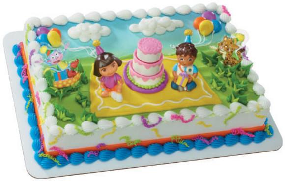 Birthday Kit Cakes
