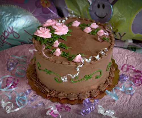 Custom Decorated Cakes