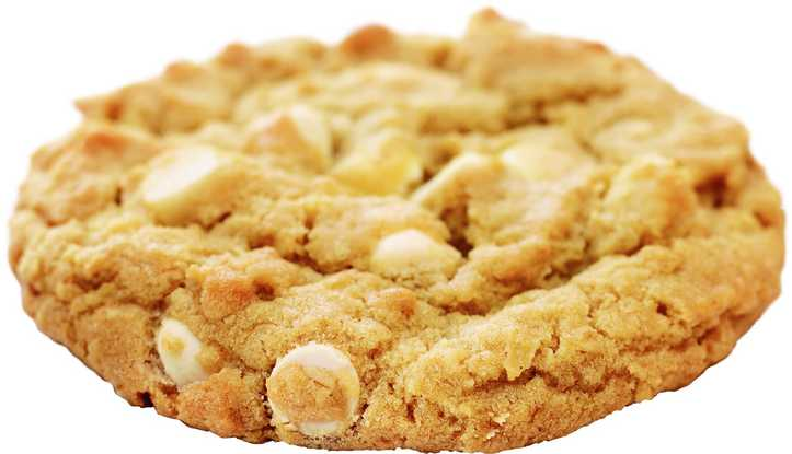 Gourmet White Chocolate Macadamia Cookie