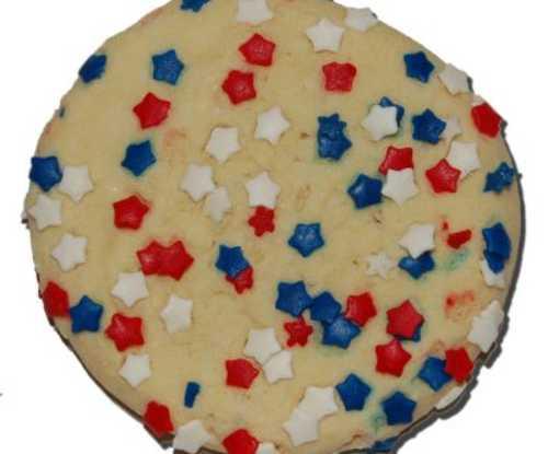 Gourmet Sugar Cookie with Sprinkles