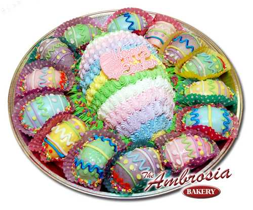 Easter Egg Tray