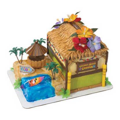 Coconut Beach Cabana