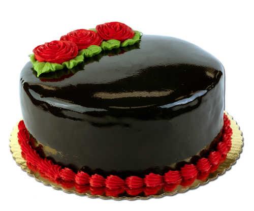 NEW! Raspberry Doberge Cake