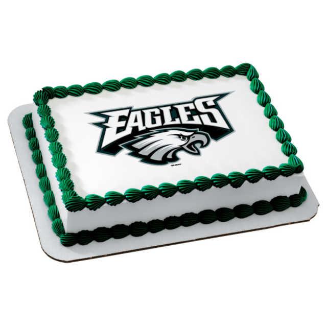 NFL Team Logo - PhotoCake® Edible Image® Cakes