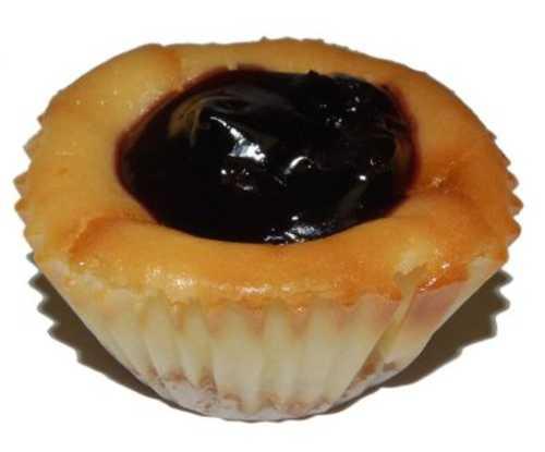 Mini Cheesecake - Blueberry