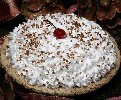 Mini Mississippi Mud Pie