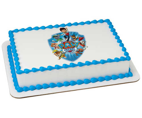PAW Patrol Just Yelp for Help PhotoCake®