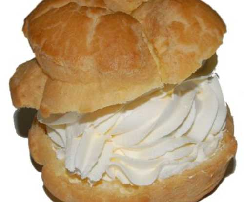 Cream Puff - Large