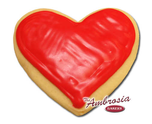 Heart Cut-Out Cookie