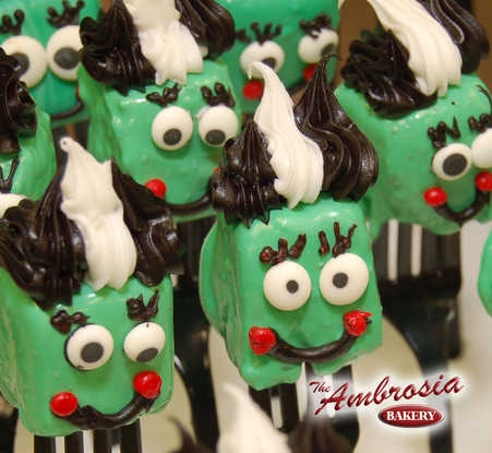 Bride of Frankenstein Brownie's - Six Pack