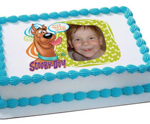 Scooby-Doo Photobomb PhotoCake®
