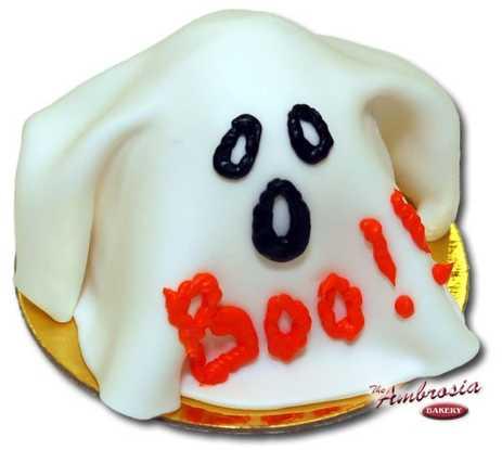 Cupcake Ghost