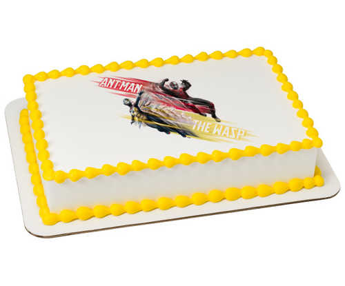 Ant-Man and The Wasp-Subatomic PhotoCake® Image