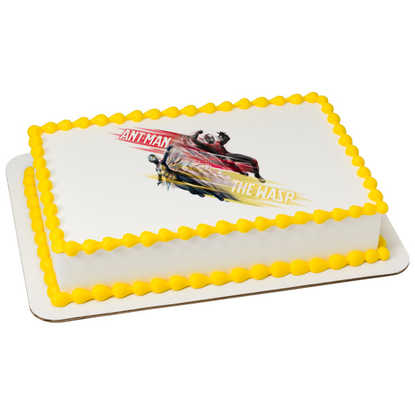 Ant-Man and The Wasp-Subatomic PhotoCake® Image