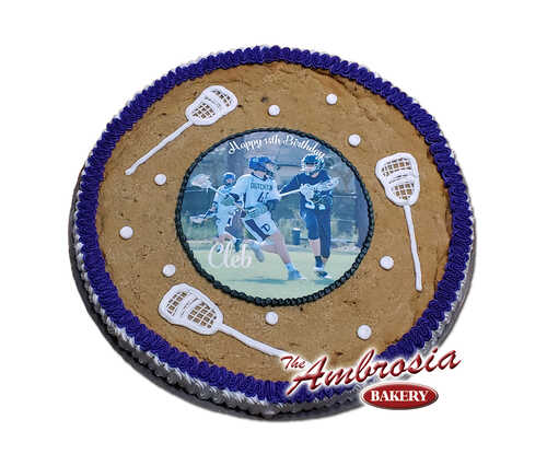 Cookie Cakes with an Edible Image!