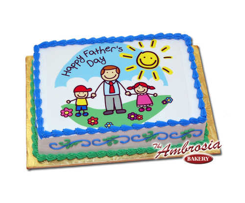 Happy Father's Day! PhotoCake®