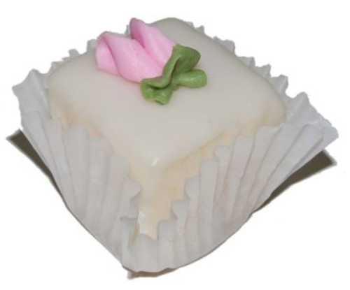 Petit Four - White Cake