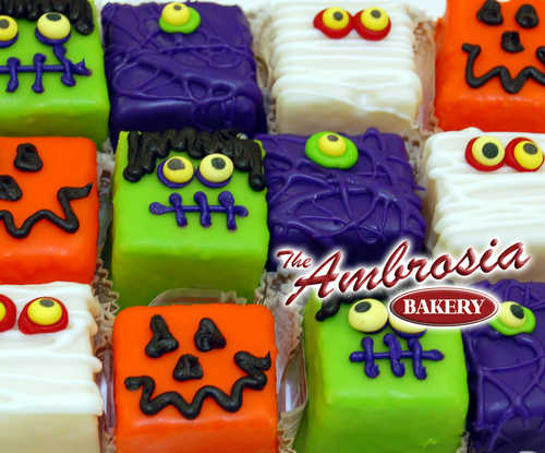 Halloween Cakes & Treats
