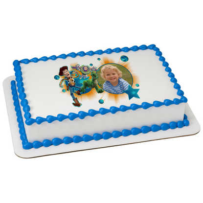 Toy Story Look Out! PhotoCake® Frame