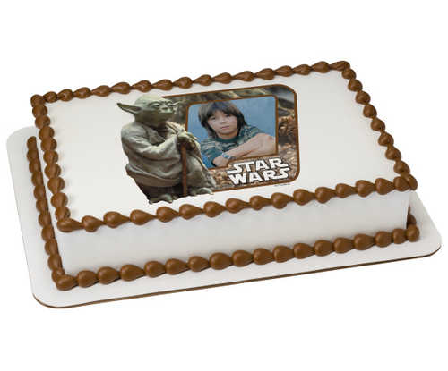 Disney - Star Wars™ Yoda PhotoCake® Frame