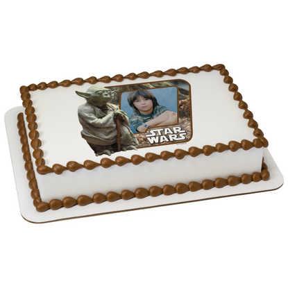 Disney - Star Wars™ Yoda PhotoCake® Frame