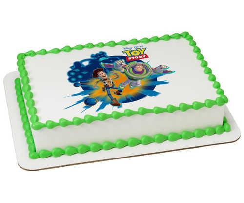 Disney/Pixar Toy Story Toys in Action PhotoCake® Edible Image®