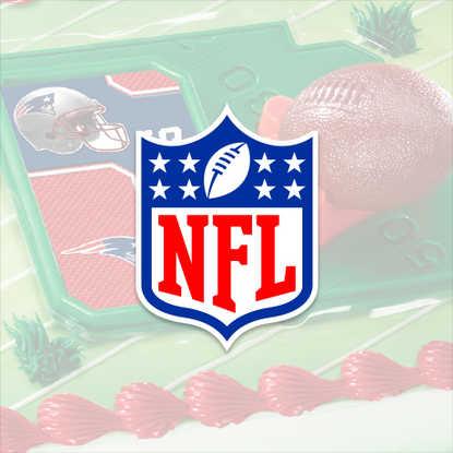 NFL Cakes!
