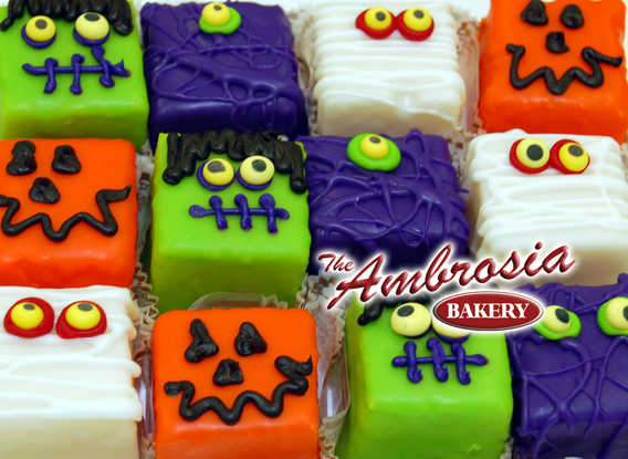 Monster Petit Four's - 12 Pack