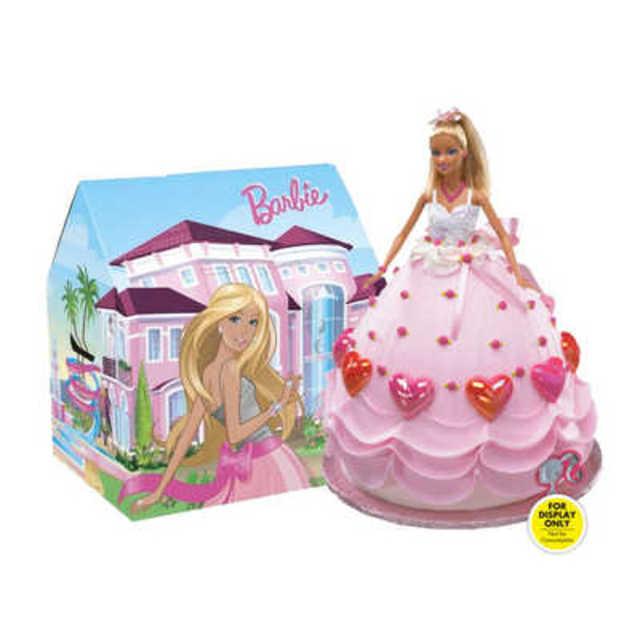 Barbie Doll Sweetheart