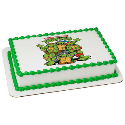 Teenage Mutant Ninja Turtles Out of the Sewer PhotoCake®