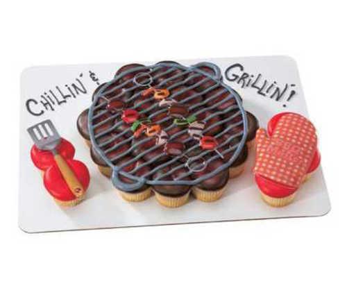 Bar-B-Que Master (24 Cupcakes)