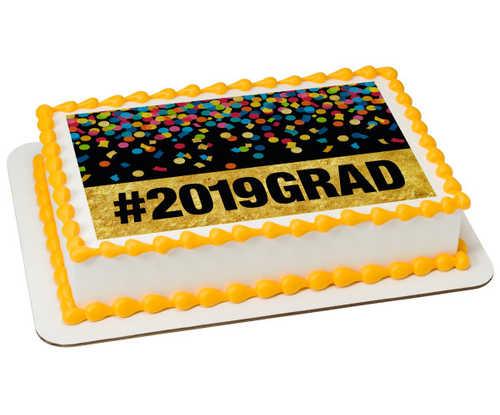 2019 Graduation - PhotoCake® - Edible Image® Cakes, Images, Photocake Frames & Image Strips