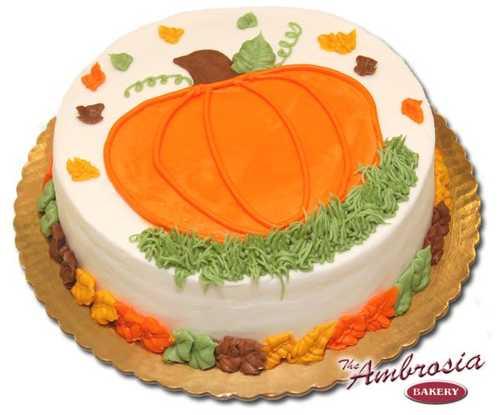 Piped Pumpkin