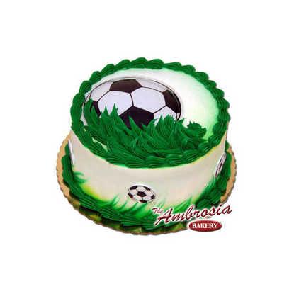 Soccer Pop Top