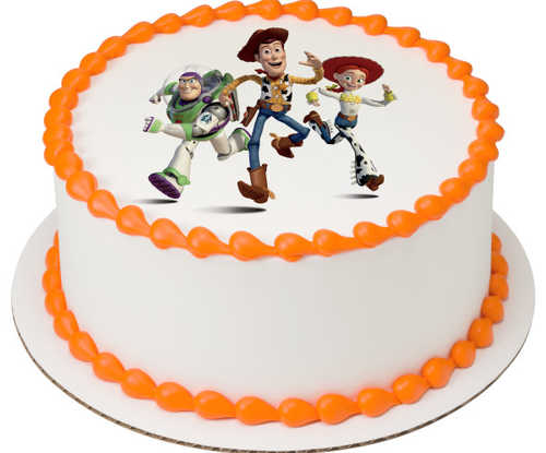 Edible Image® Cakes