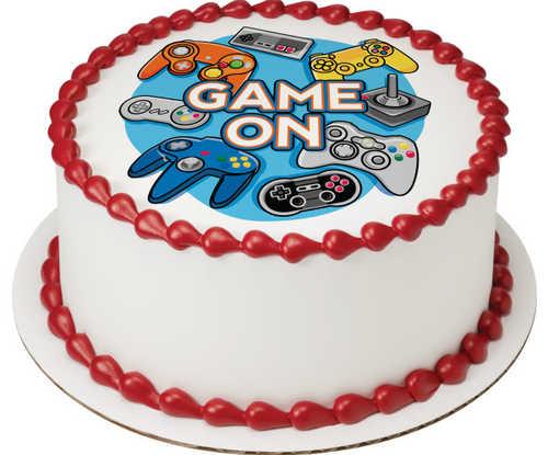 Gamer Edible Image®