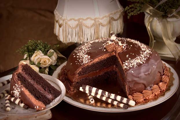 Double Dutch Cake