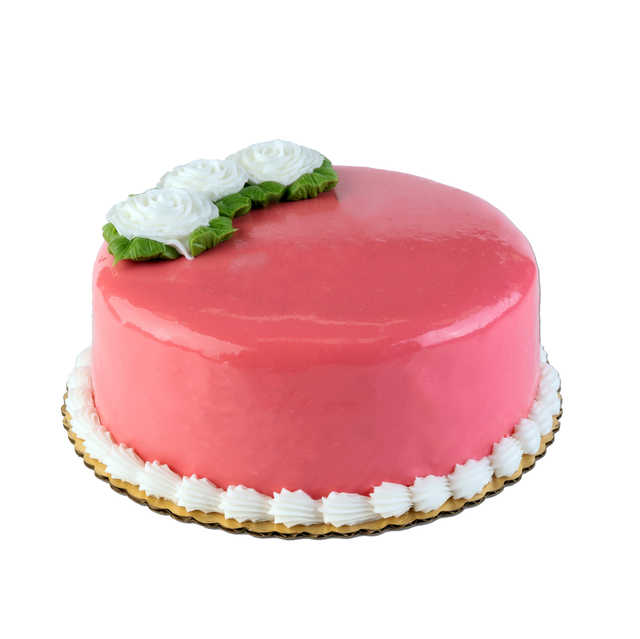 NEW! Strawberry Doberge Cake