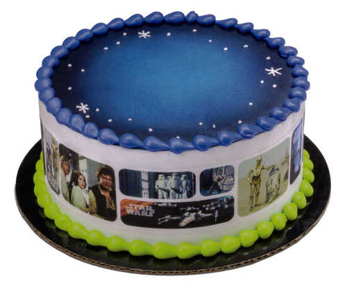 Star Wars GALAXY PhotoCake® Image Strips