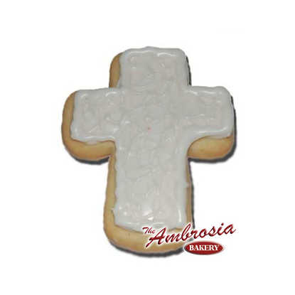 Cross Cut-Out Cookie - Small