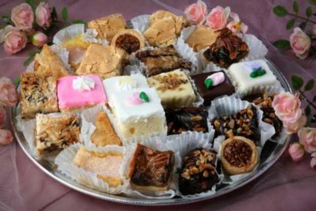 Large Dessert Tray