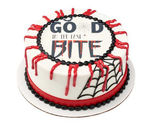 Good to the Last Bite PhotoCake® Edible Image®