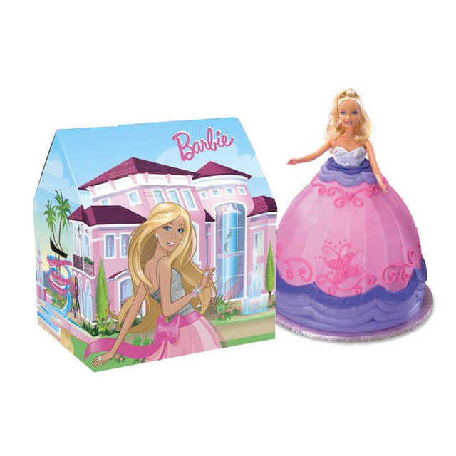 Barbie Doll Butterfly Wishes