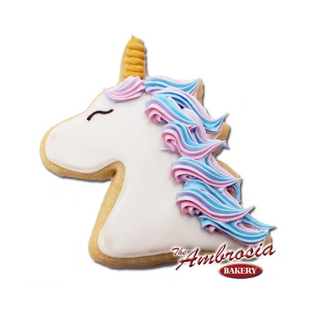Unicorn Decorated Cookies