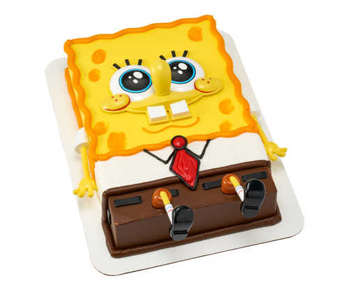 SpongeBob SquarePants™ Creations DecoSet®