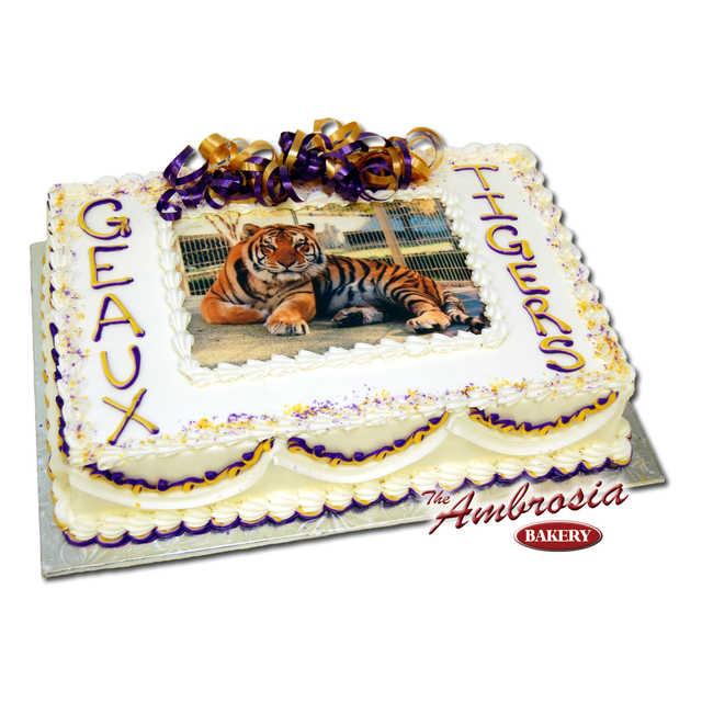 Our Favorite Tiger - (Number 1)