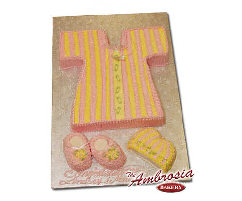 Baby T-Shirt, Booties and Bonnet