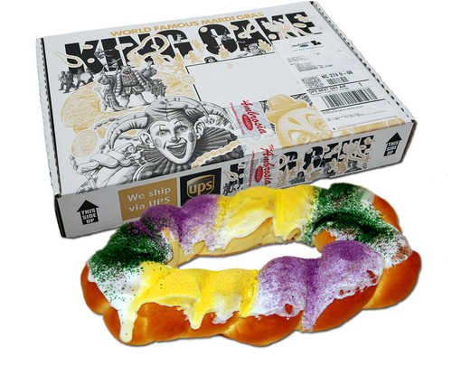 King Cake Shippers