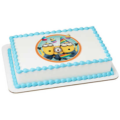 Despicable Me Party Time! PhotoCake® Image