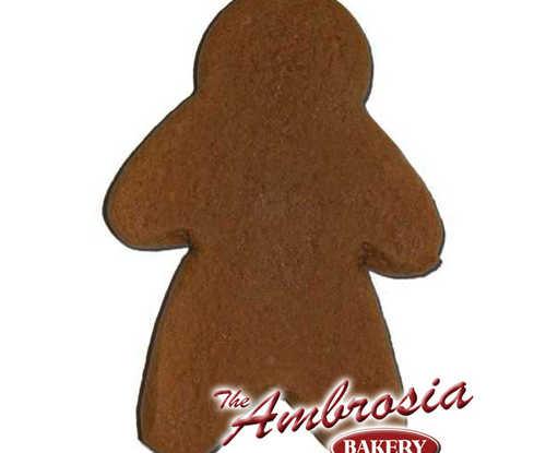 Gourmet Ginger Boy Cookie - Plain